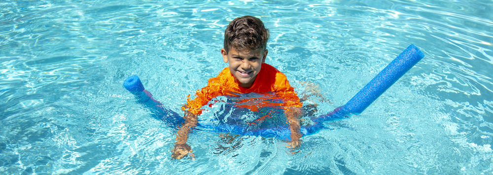 swimming pool safety tips kids