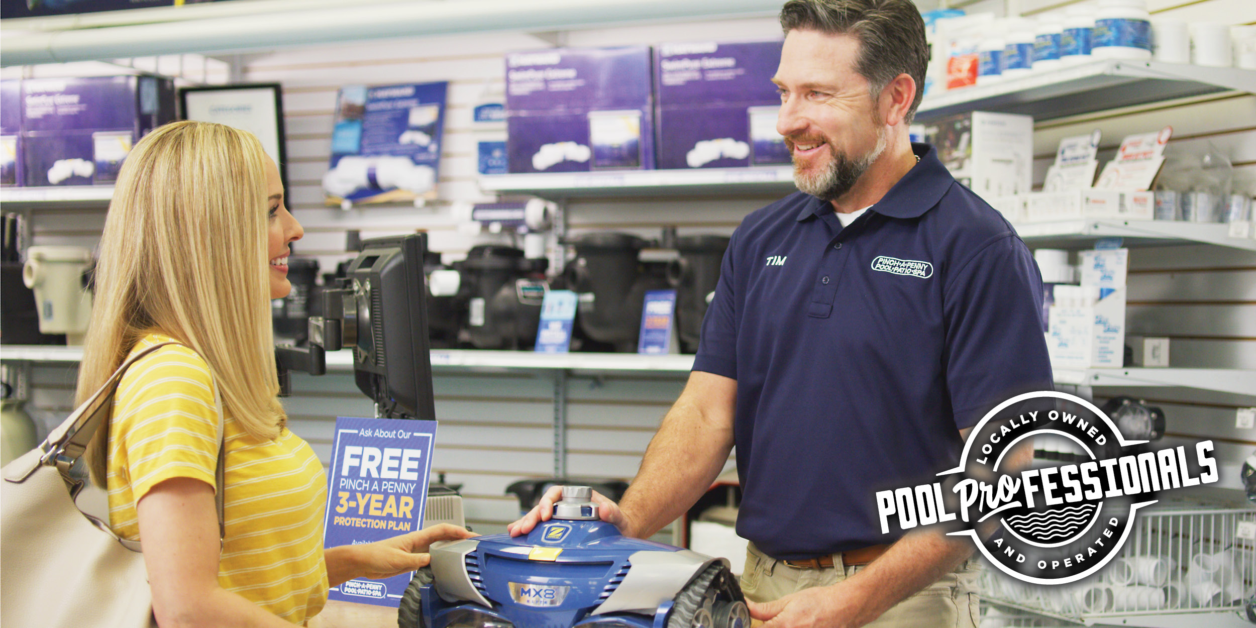 GET UP TO $250 ON AUTOMATIC POOL CLEANERS!