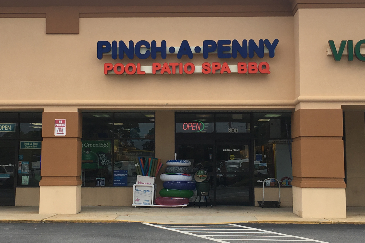 Gulf Breeze Pool Supplies Amp Service Pinch A Penny 119