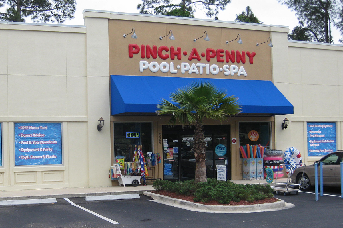 Pinch a penny gainesville fl - Storefront Image
