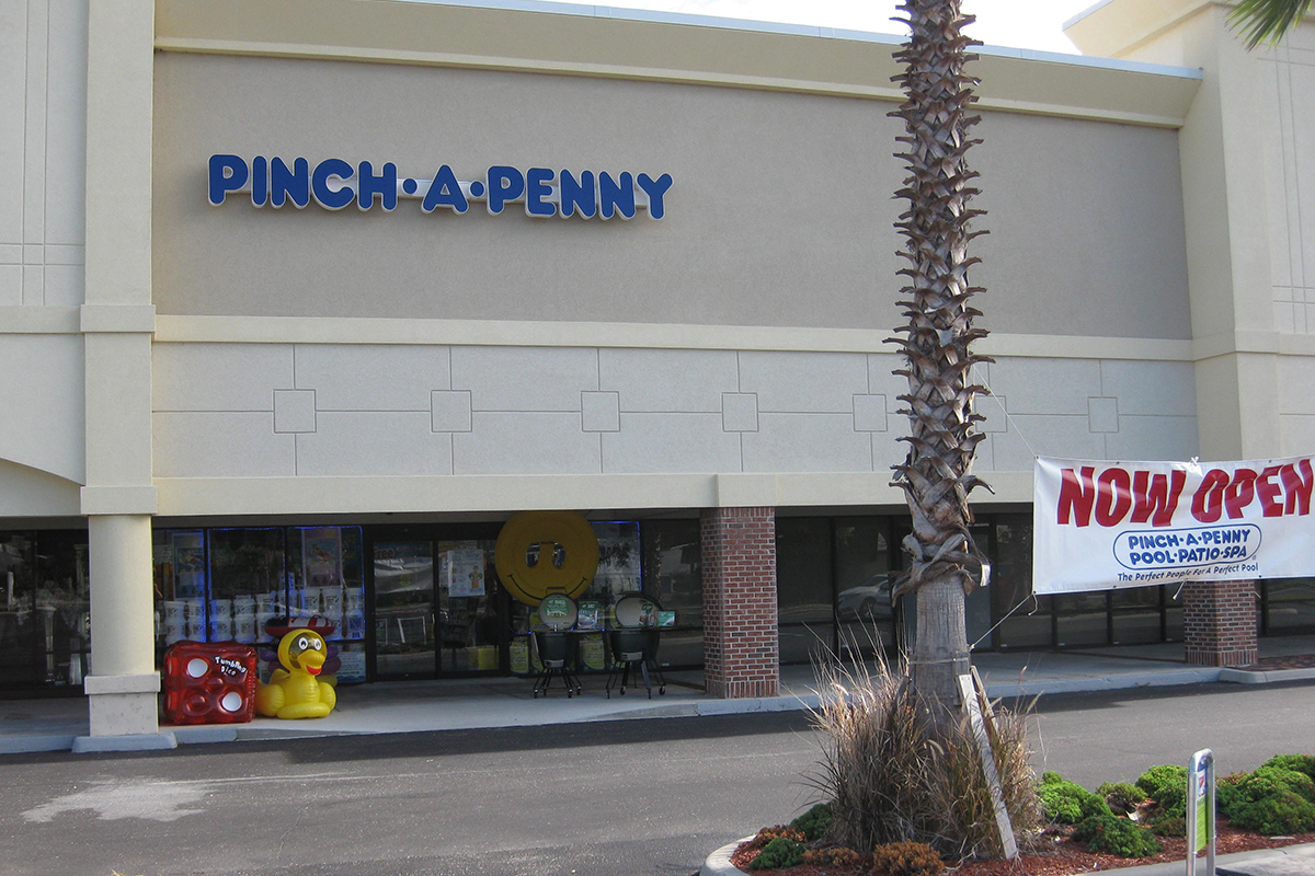 Jacksonville pool supplies pinch a penny 222 for Pinch a penny pool pump motors