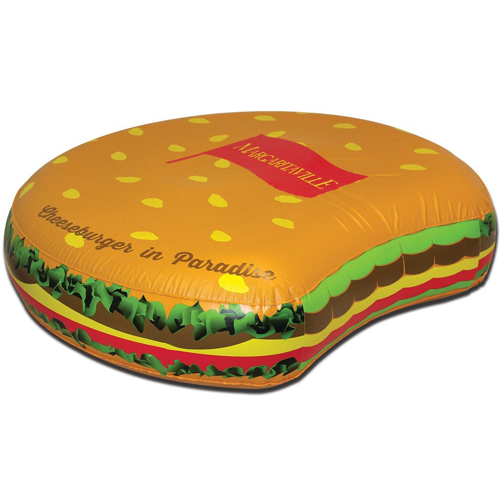 margaritaville cheeseburger paradise pool float