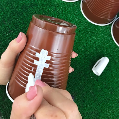 7 Ideas to Throw an Epic Patio Football Party