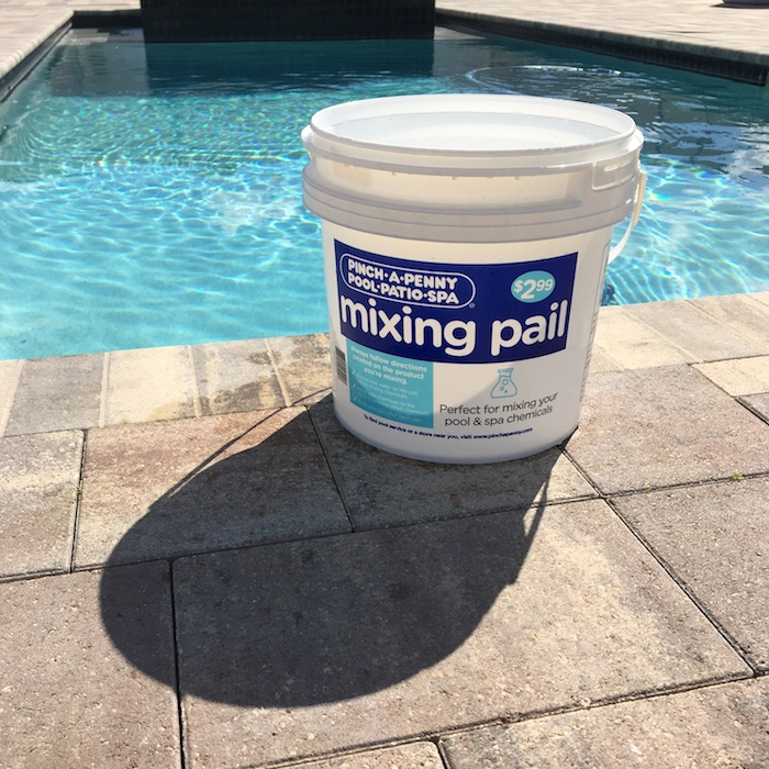 Find out if Your Pool is Leaking Using the Bucket Test