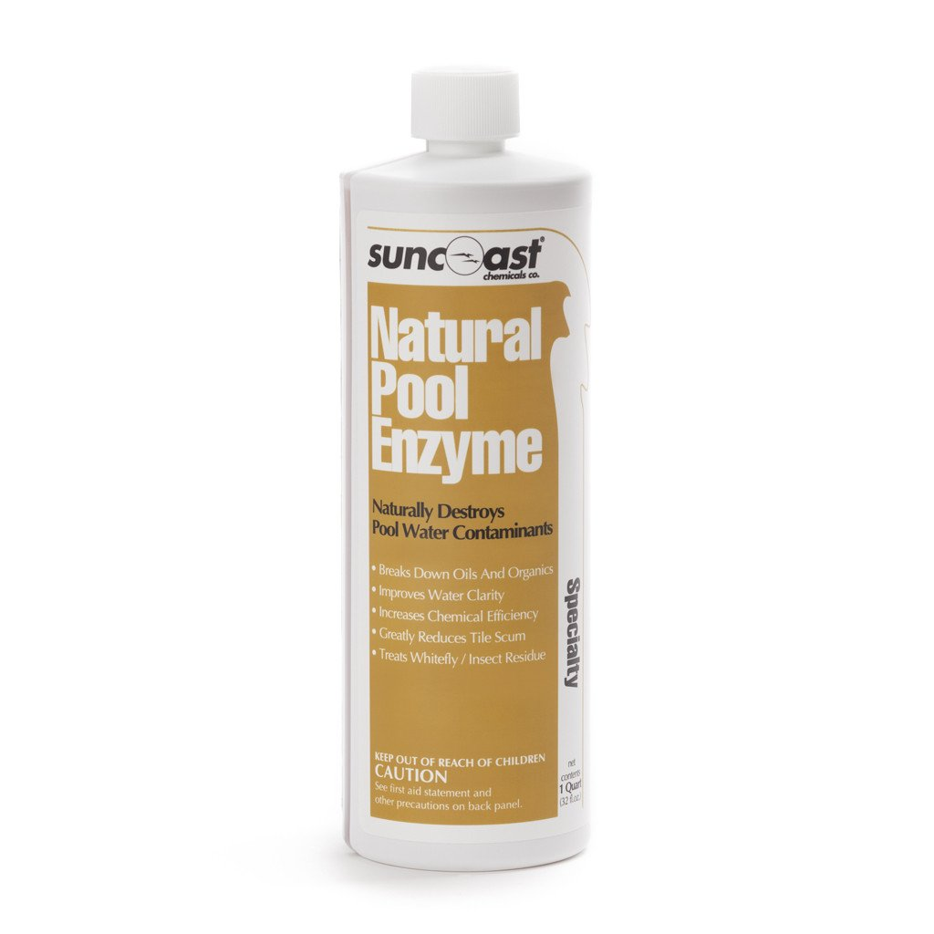 Natural Pool Enzyme