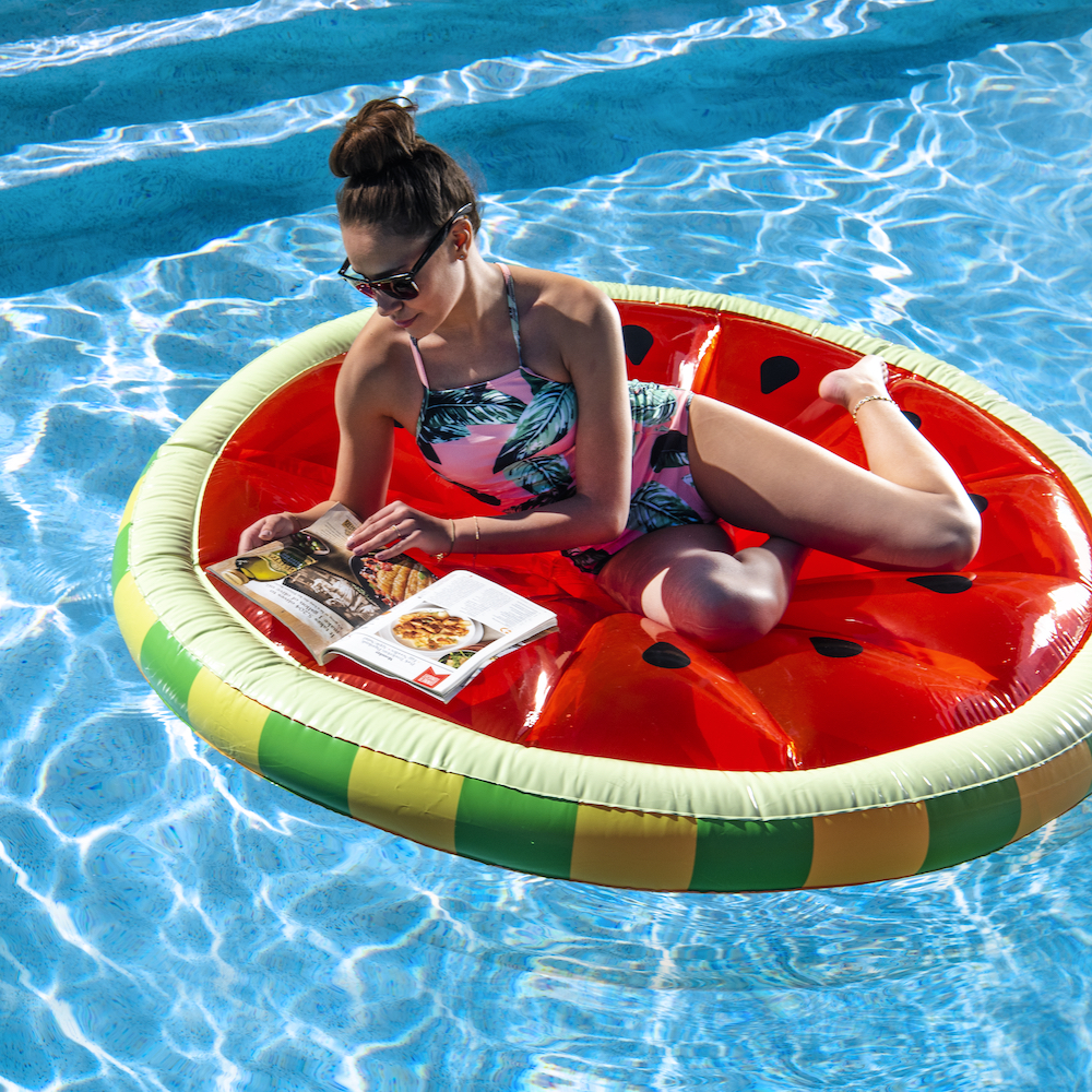 Watermelon Inflatable Swimming Pool Raft