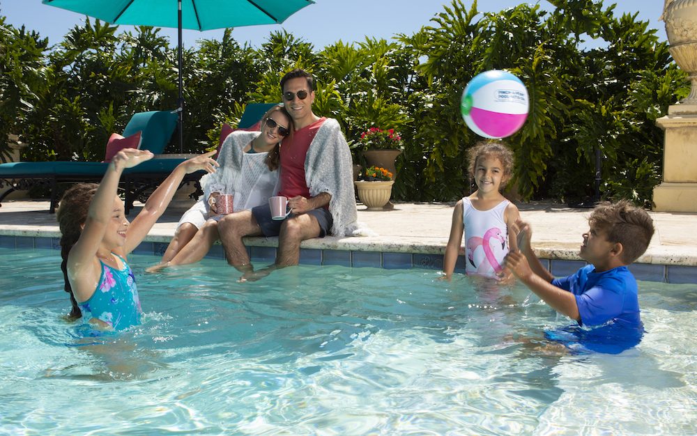 How to care for your pool during the winter months.
