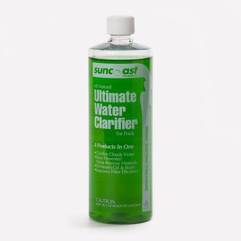 pool water clarifier