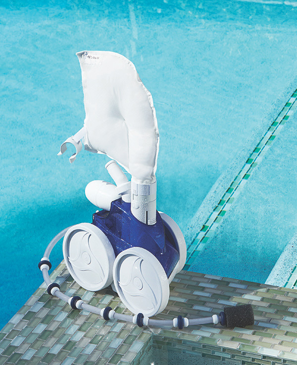 Caring for your automatic pool cleaner.