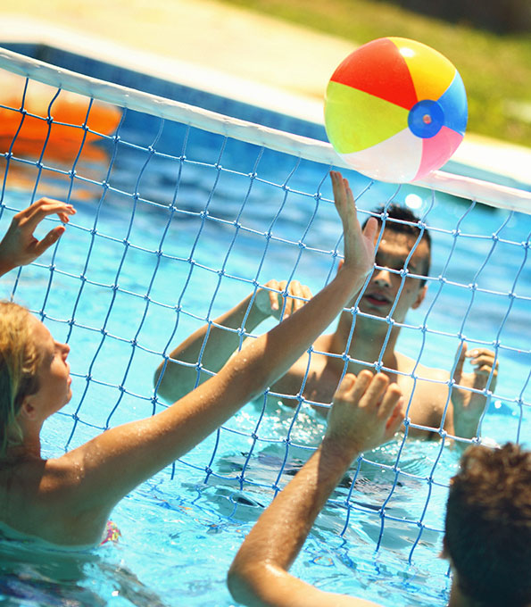 Eight Games To Play In Your Swimming Pool