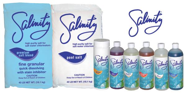 Salinity Salt Swimming Pool Products