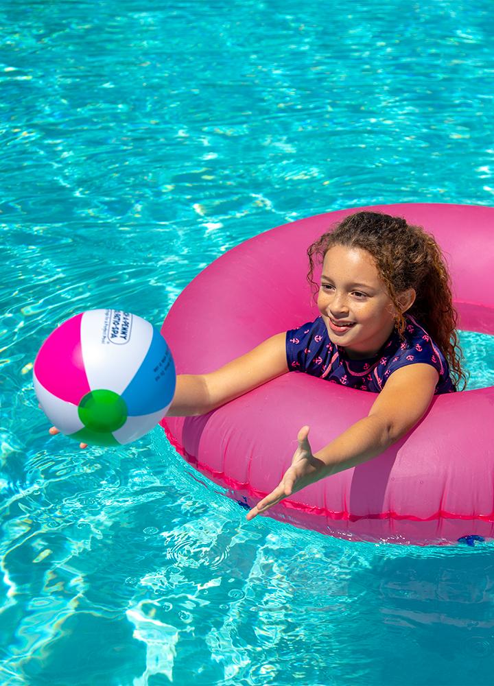 Backyard Pool Fun Ideas
