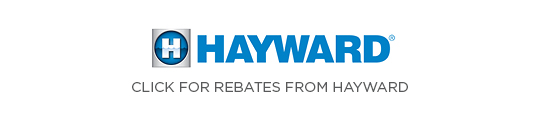 Hayward Pool Equipment Rebates