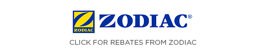 Zodiac Equipment Rebates