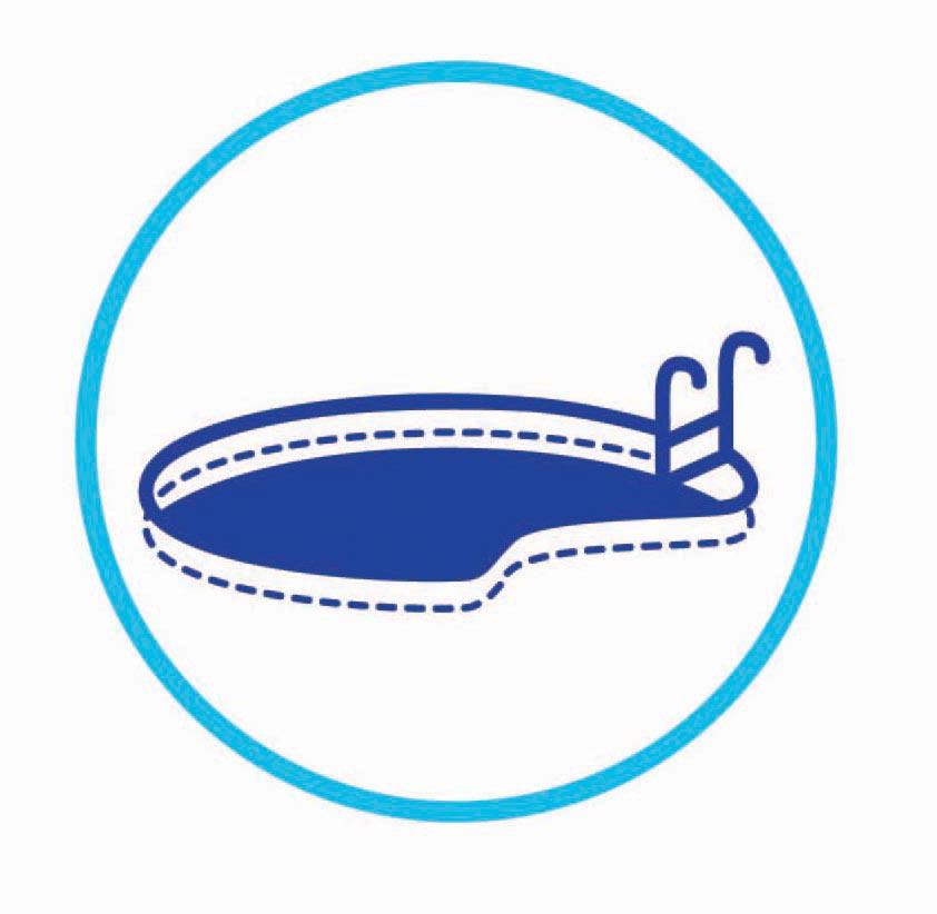 refill pool icon