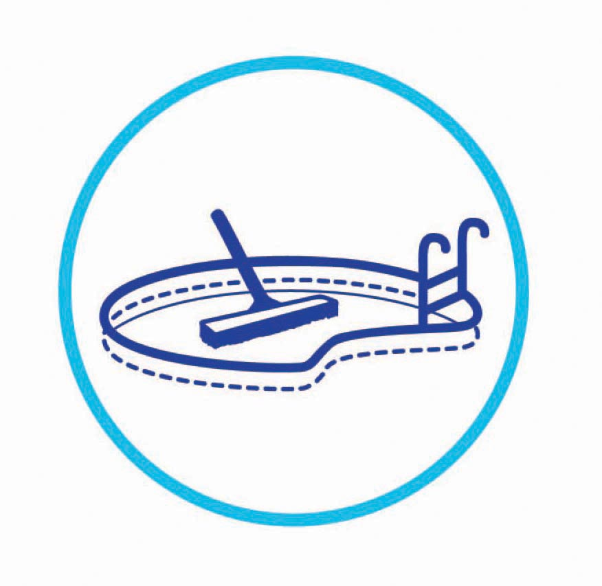 acid wash pool icon